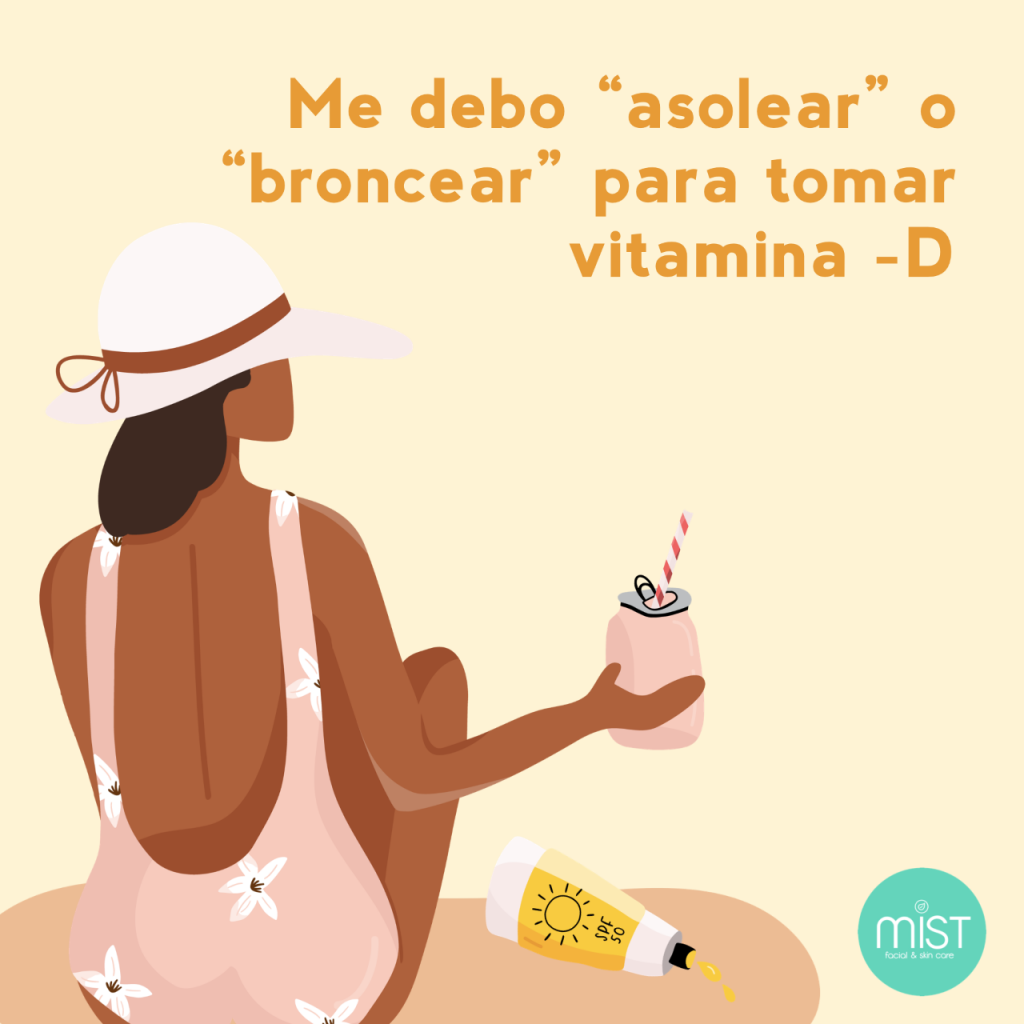 "Me debo ""asolear"" o ""broncear"" para tomar Vitamina D? mist guatemala"